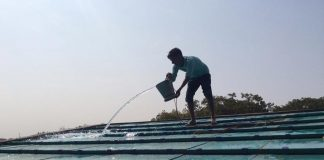 How Affordable Weatherproof Tents And Roofs Can Give A Makeover To Indian Slums
