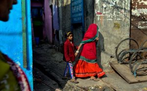 """""""Surrounded By Police Like We Are Criminals"""": Kathputli Colony Residents Resist Eviction"""