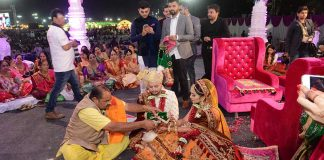 Surat Father, A Diamond Trader, Gets '700 Daughters' Married