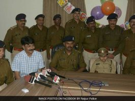 Meet The 11-Year-Old 'Lady Cop' From Raipur