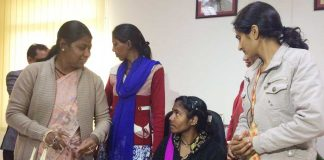Three Rajasthan Girls Appointed As Ministers For A Day