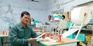 One Man's 20-Year Crusade To Bring Sanitary Napkins To Rural Women