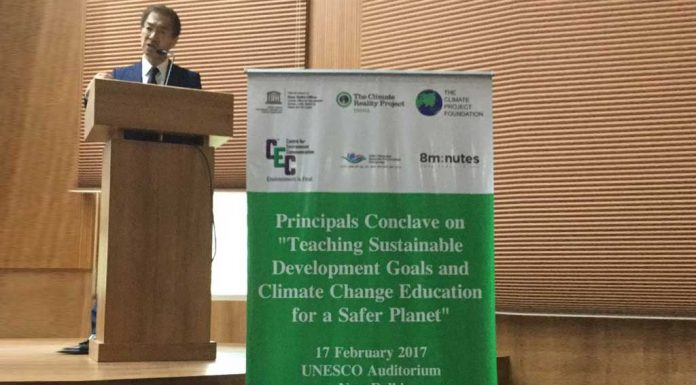 Schools Should Think Globally, Act Locally: UNESCO Director