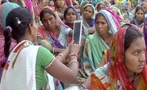 Armed With Smartphones, Rural Women Are Marking Their Digital Footprints