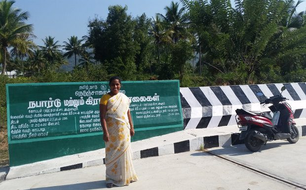 With Bridges, Schools, Health Centres, How This Woman Transformed A Village In Tamil Nadu