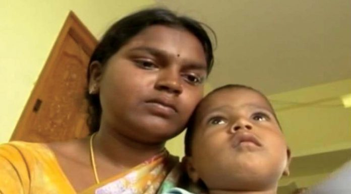 'My Son Will Go To School,' Says 21-Year-Old Whose Husband Committed Suicide