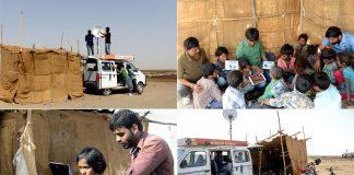 In Gujarat's Kutch, Children Experience The Joys Of Internet