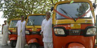 In White Uniforms, Mumbai's New Women Auto Drivers Get To Work