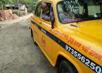 Forced To Quit Studies As A Child, Bengal Cab Driver Ensures Other Children Don't