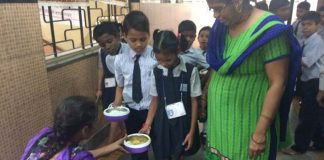 1 In 3 Mumbai Municipal School Children Malnourished