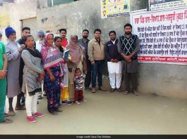 For Punjab's Villagers, This Message Board Has Become A Symbol Of Pride