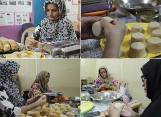 Afghan Refugee Women Turn Plastic Warriors In India