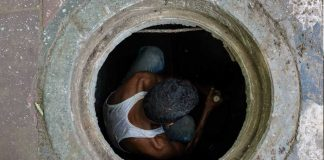 Number Of Manual Scavengers In India? No Survey In Last 10 Years, Says Magsaysay Awardee