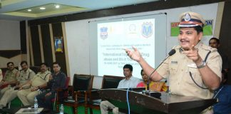 US Honours Telangana Cop For Leading Fight Against Human Trafficking