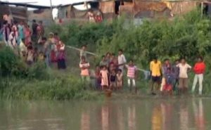 Little Help From Government, Say Stranded Flood Victims In Assam