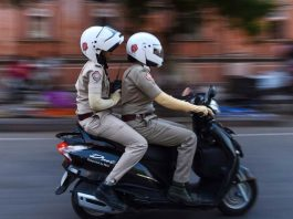How Jaipur Is Reacting To Its All-Women Police Squad