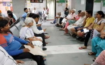 Overcrowded, Understaffed: Only 100 Of 250 Beds Functional In This West Delhi Hospital