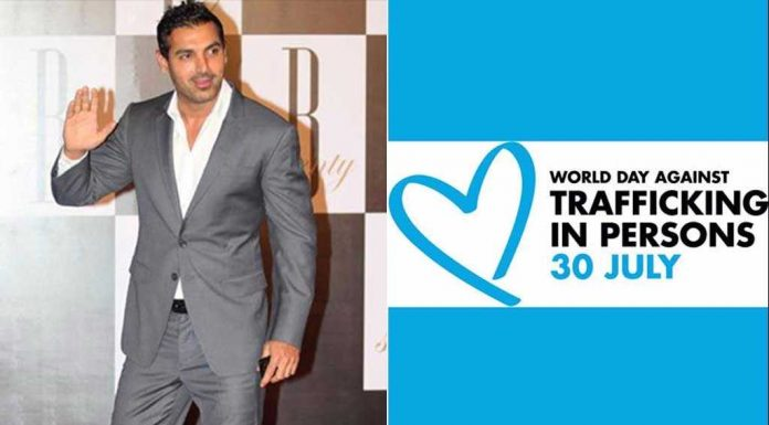 Human Trafficking A Serious Threat To Humanity: John Abraham
