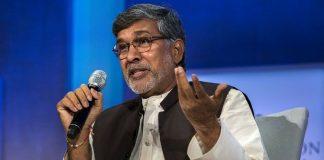 Nobel Laureate Kailash Satyarthi Urges Religious Leaders To Fight Child Abuse, Trafficking