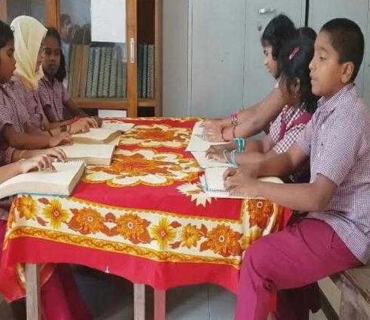 In A Kerala School, A Teacher Is Building A Braille Library On Her Own