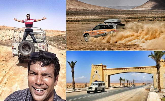 moroccon sahara glaadventure