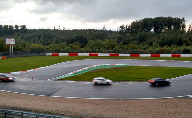 race track nurburgring glaadventure