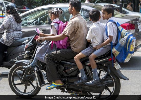 Are Road Safety Laws In India Letting Our Children Down?