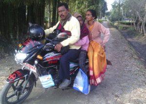 Unknown, Unsung Hero 'Bike-Ambulance Dada' Who Saved More Than 3500 Lives