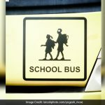 Andhra Pradesh Hit With Two Road Mishaps, School Bus Overturns