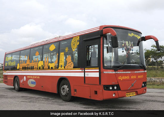 Karnataka State Road Transport Corporation To Make Passenger Seat Belts Mandatory In Premier Buses