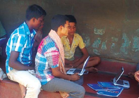 Kali Prasad Samantaraya digital literacy