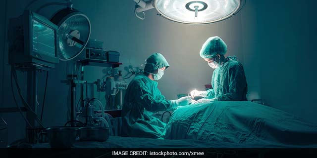 Skin Transplantation Performed In Government Hospital For The First Time