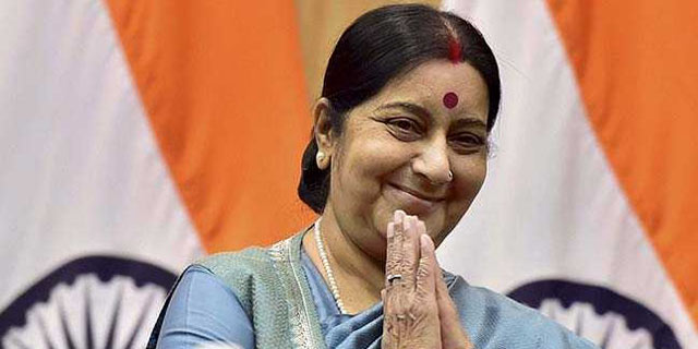 Giving Priority To Medical Emergencies, Sushma Swaraj Continues To Give Visas To Pakistani Nationals
