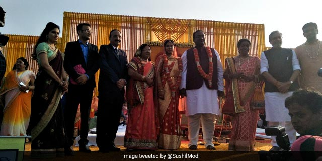 Marriage With A Cause: Bihar Minister Keeps Organ Donation Stall At Son's Wedding