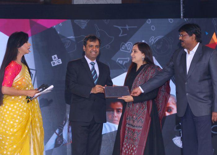 Educomp Innovative Curriculum Award