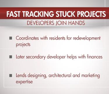 Ashwini Fast tracking projects