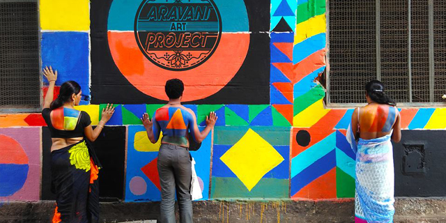 The Aravani Art Project has Bangalore mesmerized with vivid works of art made by the transgender community.