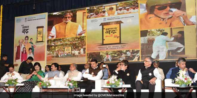 'Darwaza Band': Campaign To Promote Use Of Toilets In Villages Launched