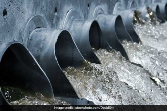 Indian Institute To Develop Water Treatment Plant To Remove Effluents From Water