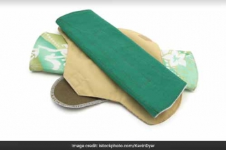 """Yes, I Menstruate"": A Group Of School Students Work Towards Menstrual Hygiene For Rural Women, Create Reusable Sanitary Pads"