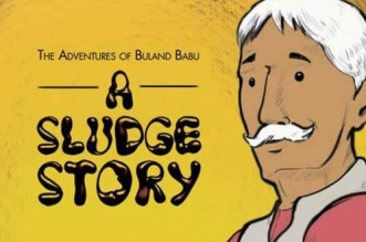 Comic Book Returns: Buland Babu Is Here To Teach India The Importance Of Human Waste Treatment In A Way That Engages People