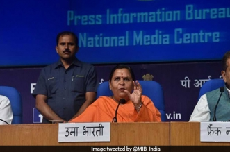 Ganga Protection Law Will Be Introduced After Detailed Analysis: Union Water Resources Minister Uma Bharti