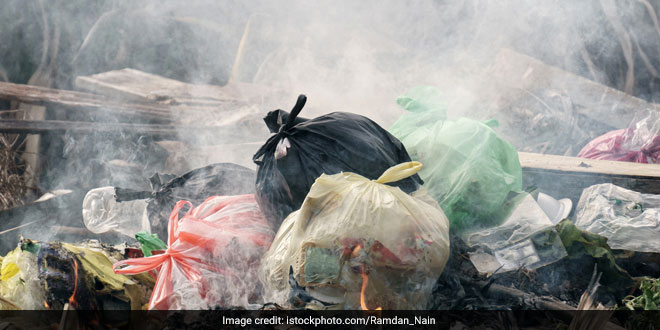 National Green Tribunal Bans Waste Disposal, Burning Plastics On River Ravi Plains