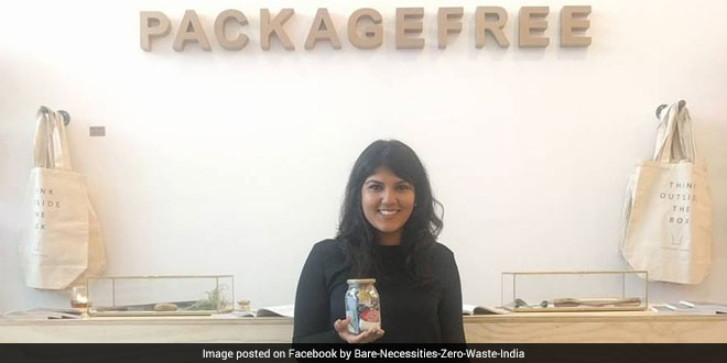 Yes, It Is Possible To Lead A Zero Waste Lifestyle. Take A Cue From This 26-Year Old Bengaluru Woman