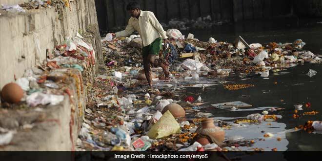 Ganga clean up