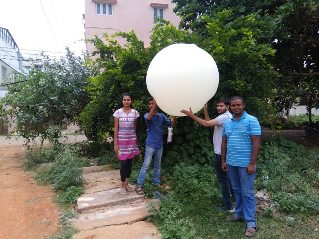 From Waste To Innovation: Mini-Satellites From Beer Cans And Drones From Straws – This 22-year-old Boy From Bengaluru Makes It All