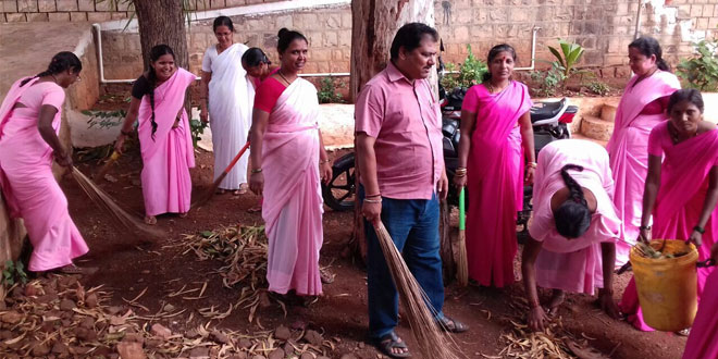 Gulaab Gang Returns, This Time To Fight Against The Ugly Practice Of Open Defecation In Karnataka