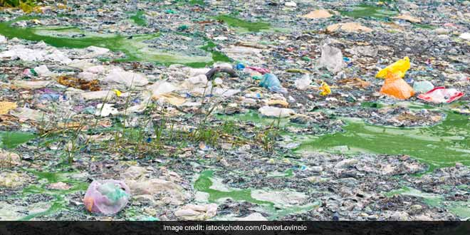 World's Plastic Waste If Spread Equally Can Cover An Area Size Of Argentina Study