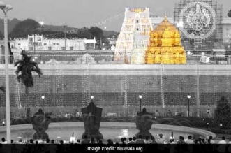 India@70 #SwachhIconicPlaces: In The Divine Abode Of Tirupati, Making It Possible For Cleanliness To Reside Next To Godliness