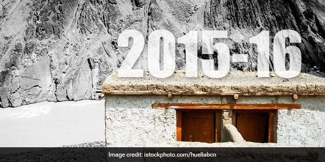 2015-16 Swachh Bharat Abhiyan